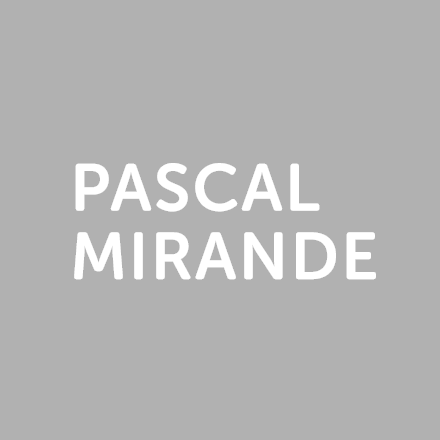 Pascal Mirande - Site officiel
